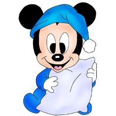 Mickey Mouse Baby Clip Art - Disney And Cartoon Baby Images