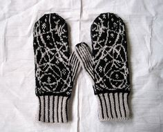 Ravelry: Project Gallery for Galileo Mittens pattern by Laura Chau