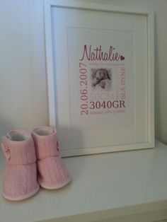 Fødselstavle Kidsroom, Babyshower, Diy And Crafts, Pregnancy, Posters, Gift Ideas, Party, Gifts, Decor