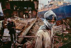 Photo by Steve McCurry. Mumbai/Bombay, India