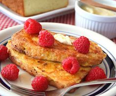 Almond Flour Bread and French Toast – Low Carb | All Day I Dream About Food / #lowcarb shared on https://facebook.com/lowcarbzen