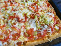 V kuchyni vždy otevřeno ...: Pizza toasty