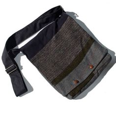 Never Throw Away Old Suits! Cross body Bag
