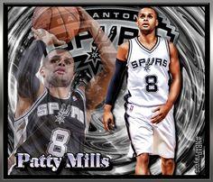 NBA player edit - Patty Mills