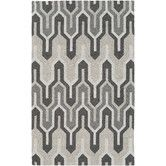 Found it at Wayfair - Impression Sarah Hand-Tufted Gray Area Rug