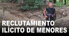 Semana.com revela una radiografía que recoge los principales datos del fenómeno del reclutamiento de esa guerrilla.