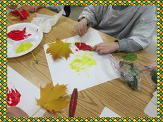 Love Those Kinders!: Pumpkin Jack and Red Leaf, Yellow Leaf