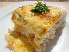 merluza rellena al horno | Cocina