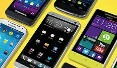 Analistas esperan caída en la venta mundial de smartphones de 5,1% en el primer trimestre   Zonamovilidad.es