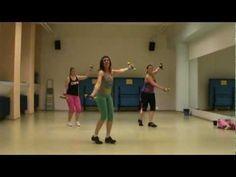 Zumba toning - Trai la builla (ZIN 35
