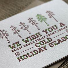 Paper Plates Press :: Letterpress Design House: Cards