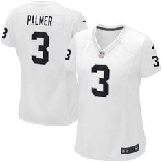 shop the official Raiders store for a Women's Nike NFL Oakland Raiders #3 Carson Palmer Elite White Jersey in the latest styles available online and in stores. Size: S,M 40,L 44,XL 48,XXL 52,XXXL 56,XXXXL 60.Totally free shipping and returns.  $109.99