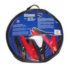 Kobalt 12' Jumper Cables