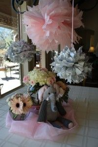 Ideas for Kate's shower
