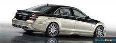 Carlsson Aigner Mercedes Benz Ck65 Rs Facebook Timeline Cover Facebook Covers - Timeline Cover HD