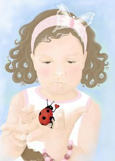My Little Love Greeting Card for Sale by Kirsi Korhonen White Envelopes, Fine Art America, Greeting Cards, Love, Disney Princess, Disney Characters, Drawings, Gifts, Painting