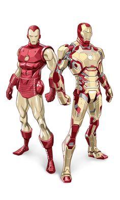Iron Man by Dan Mora