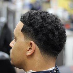 short hairstyles for black men 11