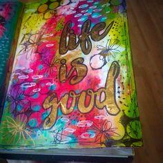 Daily art journal 57/365 #sketch #gelpens #acrylicpaint #doodle #doodling #journal #layers #mixedmedia #mixedmediaartist #mixedmediaart #paint #pens