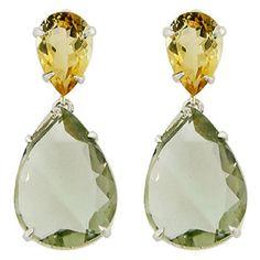 Amethyst Earrings Amethyst Stud Earrings Amethyst Hoop Earrings from Gemologica, A Fine Online Jewelry Store