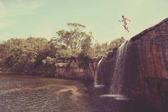 """Wattamolla Falls"" – Sydney, Australia"