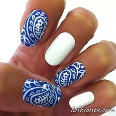 70 Best Nail Art Design For New Year's 2016