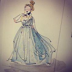Last one!  You can buy Fairyish art at http://www.redbubble.com/people/feelingfairyish #art #cute #animation #cartoon #illustration #characterdesign #design #visdev #visualdevelopment #sketchbook #artistsoninstagram #conceptart #fashion