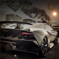 Lamborghini Sesto