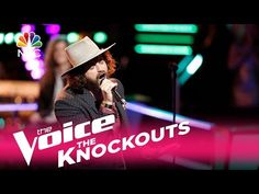 "The Voice 2017 Knockout - Johnny Hayes: ""Statesboro Blues"" - YouTube"