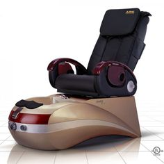Pedicure Spa Chair equiped with luxurious components,it is a model you have never seen before. This pedicure spa will give its owners a peace-of-mind. Shellac Pedicure, Pedicure Colors, Pedicure Designs, Nail Manicure, Spa Pedicure Chairs, Pedicure Spa, Spa Chair, Massage Chair, Nail Salon Furniture
