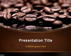 Ent powerpoint template free download ent otolaryngology coffee beans powerpoint template free powerpoint templates toneelgroepblik Image collections