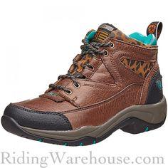 Ariat Terrain Endurance Cheetah Women's Riding Boots