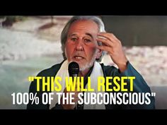 """Seconds for 7 Days"""" Biology Of Belief, Subconscious Mind Power, Manifesting Money, Lipton, Guided Meditation, Meditation Youtube, Mind Body Soul, Ted Talks, Self Development"""