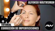 Tutorial maquillaje cejas por Alfonso Waithsman