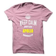 Keep Caml And Let APOLLO Handle It - #cheap t shirts #design tshirt. BUY NOW => https://www.sunfrog.com/No-Category/Keep-Caml-And-Let-APOLLO-Handle-It.html?id=60505