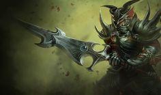 Darkforge Jarvan IV