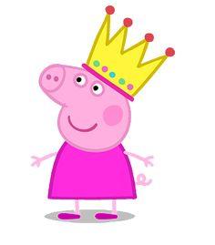 Cartoon Characters: Peppa Pig (PNG's)