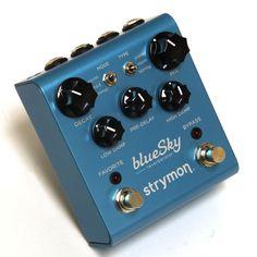 strymon blue sky reverb pedal