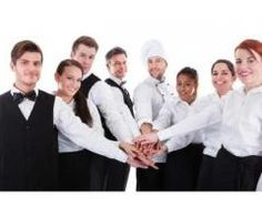 We need restaurant staff with good salary with different rank but still good