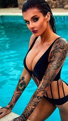 Amazing sleeve love!!