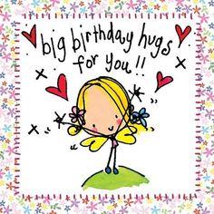 Birthday Hug For You