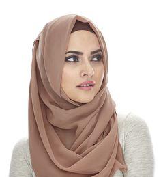 love the color Beautiful Hijab ♥. #PerfectMuslimWedding.com