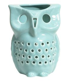 Cute for my kitchen decor!  Ceramic Tea Light Holder - from H&M