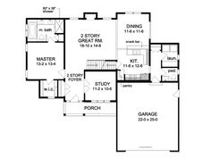 1900 Square Foot House Plans 1900 square feet house plans house plans villa ~ home plan and