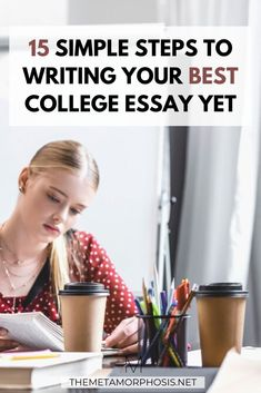 Need some college essay writing tips to give your GPA a boost? Here are the BEST college paper hacks to get an A+ everytime!
