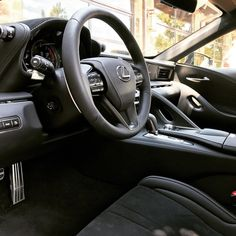 A feat of craftsmanship. Elliptical steering-wheel design is the result of countless hours of testing and track development with Lexus takumi masters. #experienceamazing #lexuslc #lexusdominion #northparklexusatdominion #lexus #lexuslove #takumi #lexuslife #loveit #thebest #salexus #boernelexus #northparklexusdominion #lexusfamily #lexusperformance