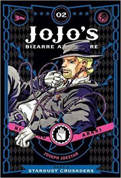 JoJo's Bizarre Adventure: Part 3 Stardust Crusaders, Vol. 2: Amazon.co.uk: Hirohiko Araki: 9781421591575: Books