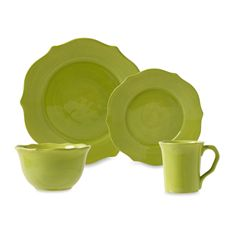 Misto Baroque Green Dinnerware - Bed Bath \u0026 Beyond  sc 1 st  Pinterest & Make sure you have all the cooking essentials including a ...