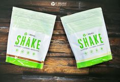 Don't shake it once, shake it TWICE with our two delicious It Works! Shake flavours! Perfect for everybody, everyday and every way, there is no excuse NOT to commit to your goals! #CommitDontQuit