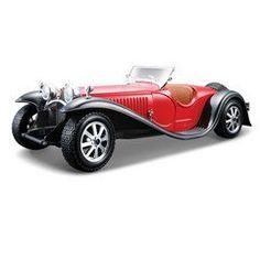 Bburago 1:24 Bijoux Bugatti Type 55